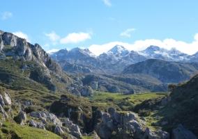 Montes de los Picos de Europa