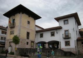 Palacio de Cortes en Cangas de Onís