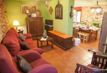 Casa La Carcaña - Rebollar, Soria