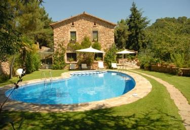 Can Natura - Arbucies, Girona