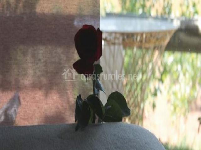 Flor decoración