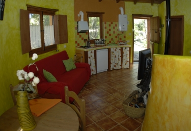 El Jardín de la Alegría - Apartamentos Ecopangea - Valverde De La Vera, Cáceres