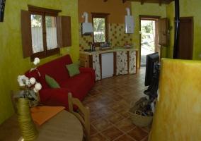 El Jardín de la Alegría - Apartamentos Ecopangea