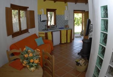 Pura Vida - Apartamentos Ecopangea - Valverde De La Vera, Cáceres