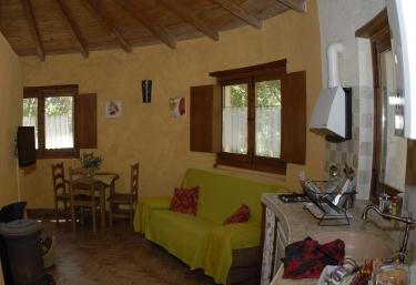Madre Tierra - Apartamentos Ecopangea - Valverde De La Vera, Cáceres