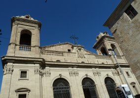 Catedral nueva de Lleida