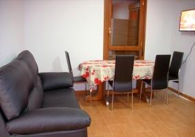 Apartamento Rojo - Larriero de Olsón