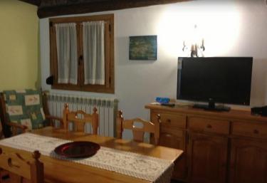 Apartamento Panadería - Casa Lo Ferrero - Javierregay, Huesca