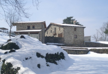 Mas Palleu - Santa Pau, Girona