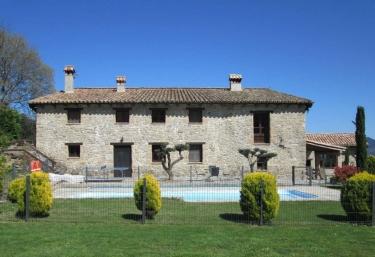 Mas Planella - Mieres, Girona