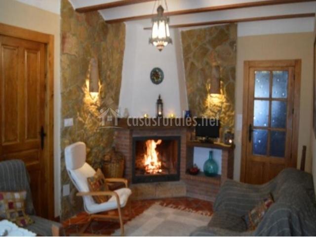 Cortijo claudia hoteles rurales en taberno almer a for Hoteles con chimenea