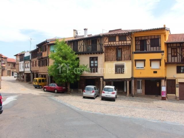 Casa adelaida en villanueva del conde salamanca - Casa rural villanueva del conde ...