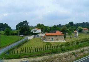 Casa de chapa casas rurales en outeiro silleda pontevedra - Casa rural silleda ...