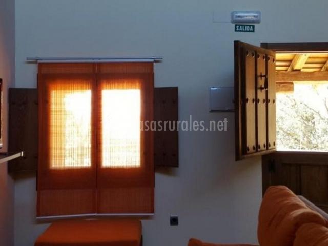Sala De Estar Naranja ~ sala de estar con sillones en color naranja sala de