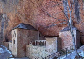 Monasterio de San Juan de la Peña en Jaca
