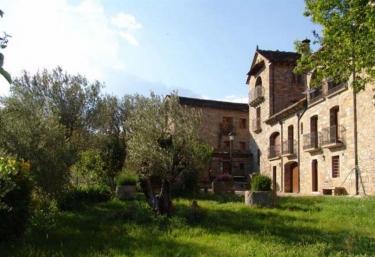 Buhardilla de Casa Coronas - El Pueyo De Araguas, Huesca