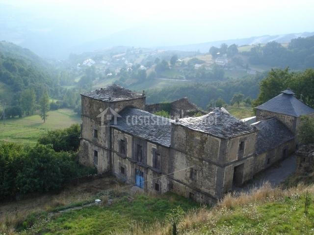 Palacio de Tormaleo