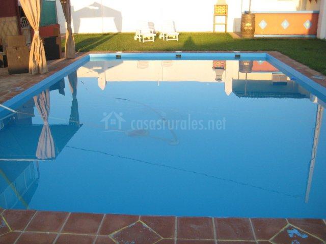 Con piscina