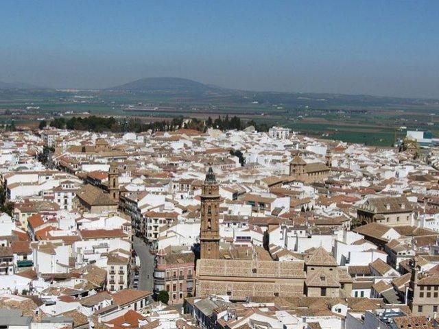 Zona centro de Antequera