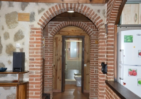 Arcos en la casa