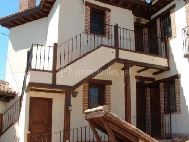 Alojamiento Rural Las Tinajas en Ribatejada (Madrid)