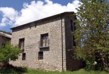 Casa Mateu.  B - Liguerre De Ara, Huesca