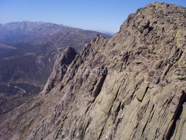 Zona montañosa de Villarejo