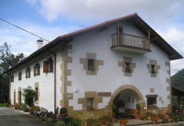 Iragorri - Oiartzun, Guipúzcoa
