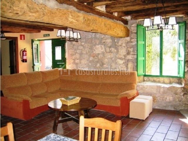 El pesebre de atapuerca en atapuerca burgos - Casa rural de madera ...