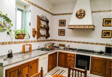 La casa de Manolo - Cazalla De La Sierra, Seville
