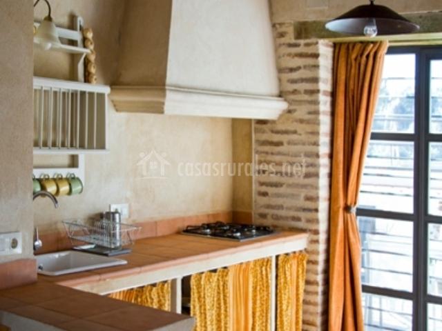 Casa del huerto en cazalla de la sierra sevilla - La casa de las cocinas sevilla ...
