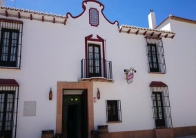 Antigua Casa Bosque