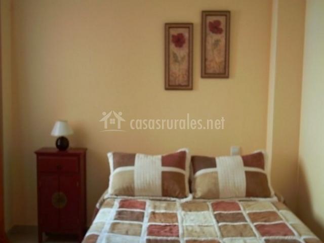 Casa rural hidalgo ii en alcolea de calatrava ciudad real - Colchas dormitorio matrimonio ...