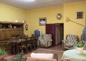 Casa rural Hidalgo II