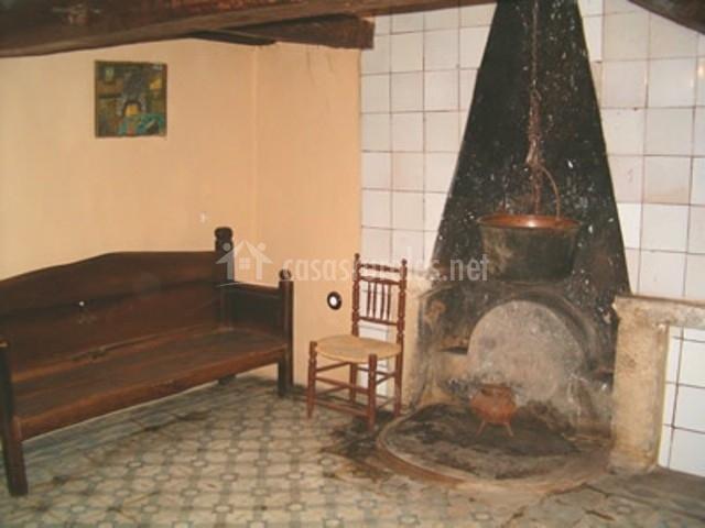 Casa de zamay n en zamayon salamanca - Chimeneas en salamanca ...
