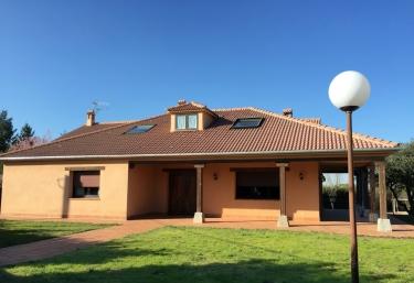 Casa El Berrocal - Ortigosa Del Monte, Segovia