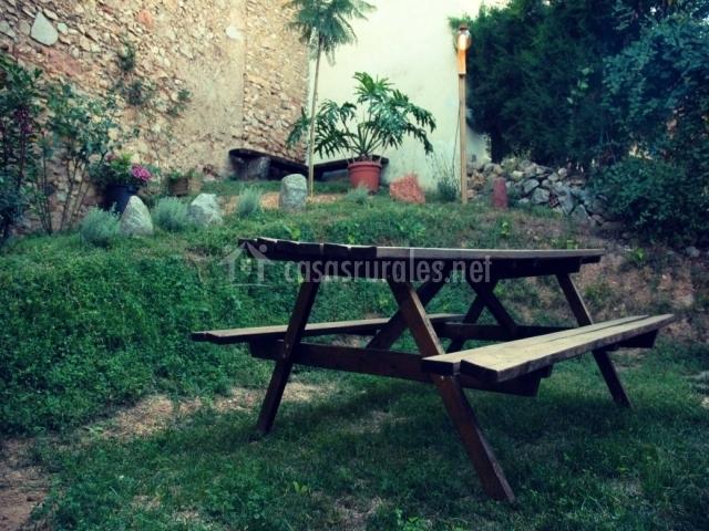 Cal benito en capafonts tarragona for Casa rural jardin del desierto tabernas