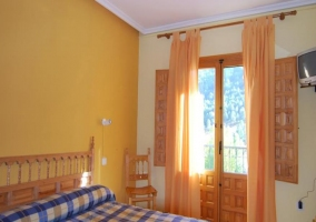 Dormitorios exteriores