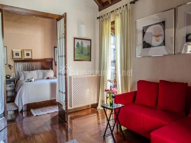 Hotel rural las calas en san mateo gran canaria for Muebles bandama