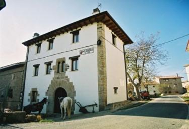 Casa Urrarena - Muzqui, Navarra