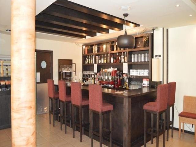 La aldea suites hotel en san nicolas de tolentino gran for Muebles bandama