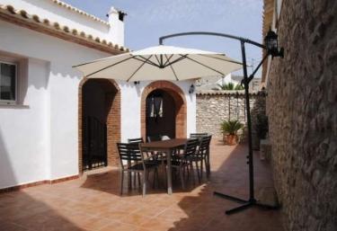 Les Vicentes - Vall De Ebo, Alicante