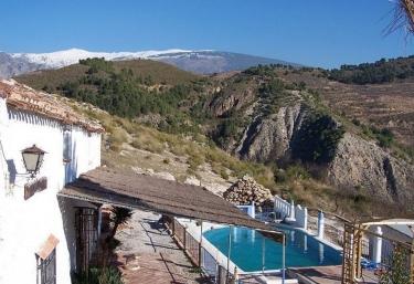 Zoraida- Cortijo del Norte - Conchar, Granada