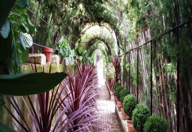 Jardín de Santos