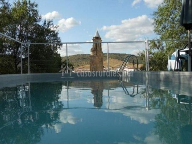 Casa adriano casa rural en alanis sevilla - Hosteria casa adriano alanis de la sierra sevilla ...