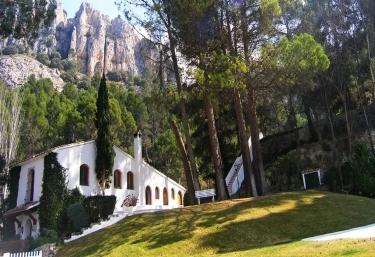 Casa Redonda de El Relleuero - Alcoleja, Alicante