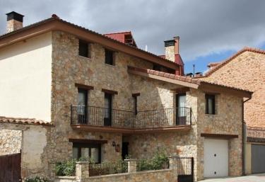 Casa Rural La Hortelana - Los Rabanos, Soria