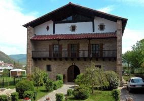 Casa Juanzorena