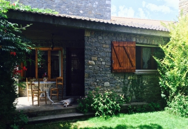 Casa Andresa - Fiscal, Huesca