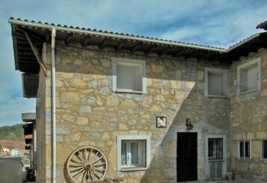 Casa rural Reyes Católicos - San Leonardo De Yague, Soria